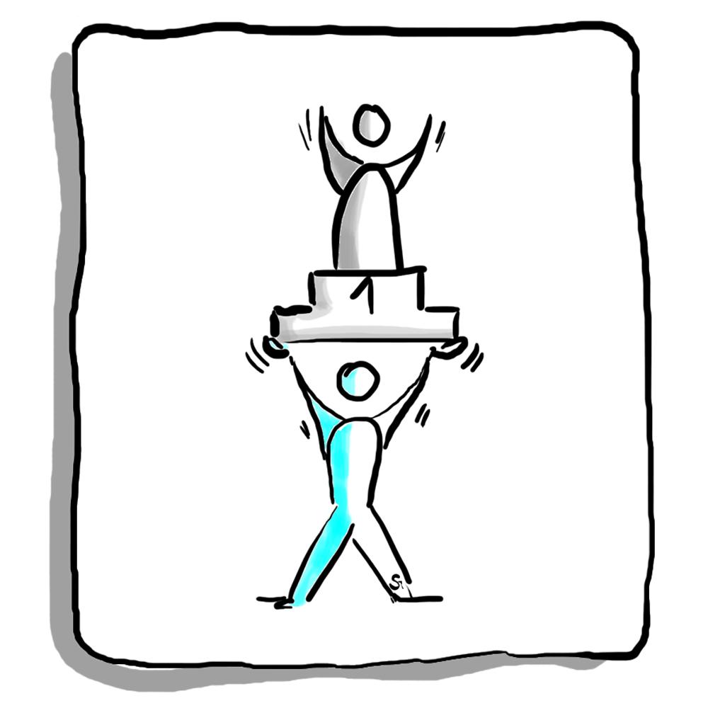 Andere erfolgreich machen – Führung & Change